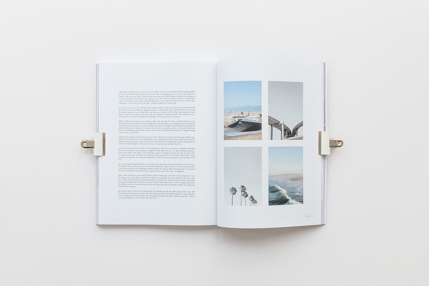Magazine pdf cereal